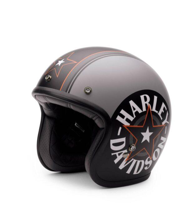harley-davidson-34-helmet-new-grey-star-retro-3-4-helmet-ec-15e-of-harley-davidson-34-helmet